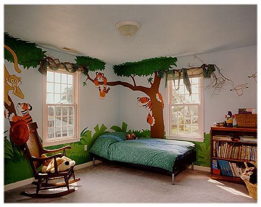 Оформление комнаты своими руками фото