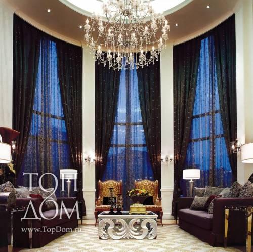 Дизайн спальни 17 метров фото в современном стиле - a8