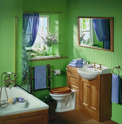 эконом дизайн ванной комнаты - Дизайн