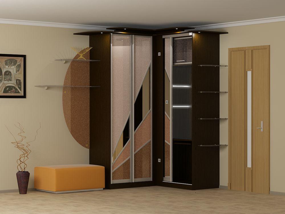 Добро пожаловать в красивый Дом для ваших вещей дизайн шкафов